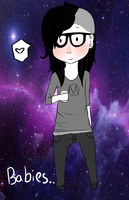 Skrillex animation C: by MiMiLovesTacoes