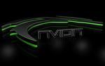 nvidia wallpaper by tyetree