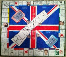 BLUROPOLY: The Game by 2-Dcrazy