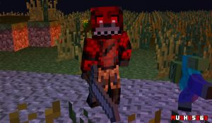 Me in Minecraft by Mushu5263