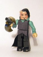 Zorg (5th Element) Custom Minimate by luke314pi
