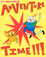 Adventure Time by Yuuhiko