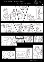 dramione fan comic pt1 by bonana-chan