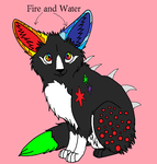 Contest Entry by BlackWolf1112-ADOPTS