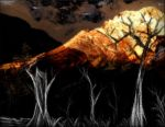 Valley of Burned Trees by thiagoesp