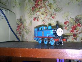 RWS Thomas by ZeldaTheSwordsman