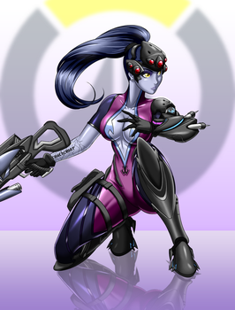 Widowmaker by ZantyARZ