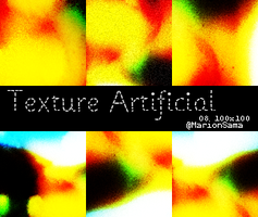 Artificial texture by MarionSama