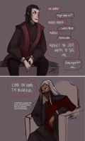Terrible Jokes Feat: Melkor by Asphaloth