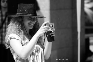 photography girl by pLateauce