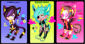 KINGxTXUNN ADOPTS (CLOSED) by k-kinq