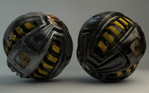 Armoured Ball XLIII by Dracu-Teufel666