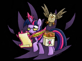 Element of Knowledge by Rambopvp