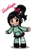 Vanellope by ApplePie53