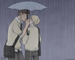 and tell me when it rains by medli