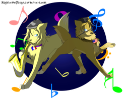 Hetalia - Meet Them Jazz Boys by Skythewolfdog9