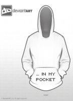 Obvious Hoodie by jesterry
