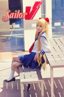 Sailor Moon: Sailor V by xxpuffy