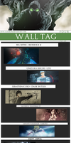 WallTag 4 By Ace by AceGraph