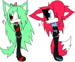 Sonic Adoptables 8 +CLOSED+ by Sky-Yoshi