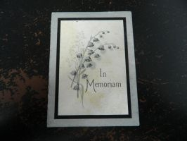 In Memoriam Card 2 by Stock-Karr