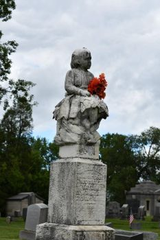 Goldie Bell Taylor Gravesite by Wolfgirl1105