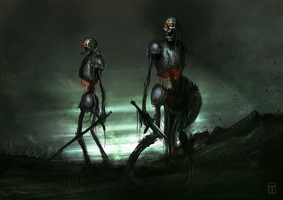 Undead Minions by TyphonArt