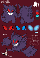 Alpha Ref 2.0 by PhantomCat