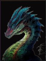 Plated Dragon by Decadia