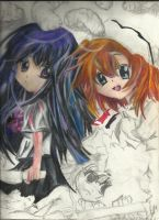 Higurashi (not finished) by azy4