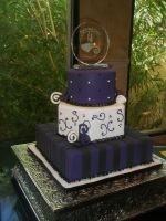 wedding cake 124 by ninny85310