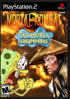 Mortal Kombat vs. Spongebob by Mountaindude246