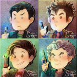 Doctor Icons by staypee