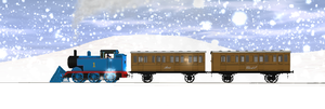 SI3D Forum Banner Winter 2014-15 snowplough by BramGroatonDA