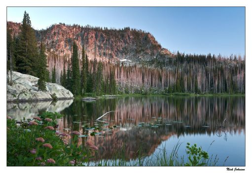 Pearl Lake by collectiveone