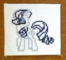 Fabulous Rarity Cross Stitch by sparklepeep
