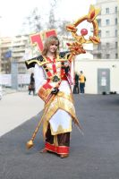 Priest in Japan Expo Sud by KoniCosplay