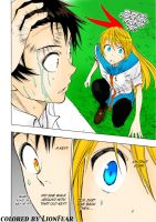 Nisekoi = Chitoge and Raku's Revelation?! by LionFear