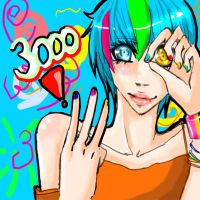 3000 hits by Muu-kun