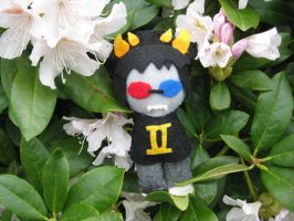 Sollux plush by VanilleB