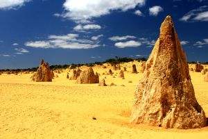 Pinnacles Western Australia 1 by dragondi3