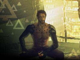 Adam Jensen by ViciousJay