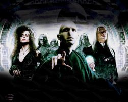Death Eaters by LanaLangKent