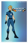 Invisible Woman - Heroic Age by Femmes-Fatales
