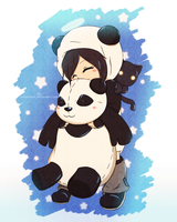 I R PANDA by Katantoon