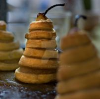 Poaching Pears by aeroartist