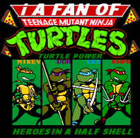 Heroes in a half shell by conkeronine