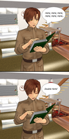 How Romano Stole Christmas: I hate you! by Talawolf2014