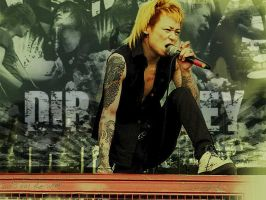 Kyo - Dir en Grey by crying-ophelia