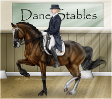 Great Dane by Tigra1988